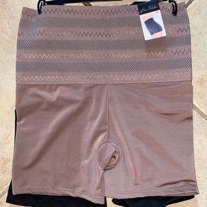 Set of 2 Shapewear Shorts NWT
